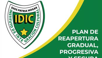 Plan de Reapertura Gradual, Progresiva y Segura